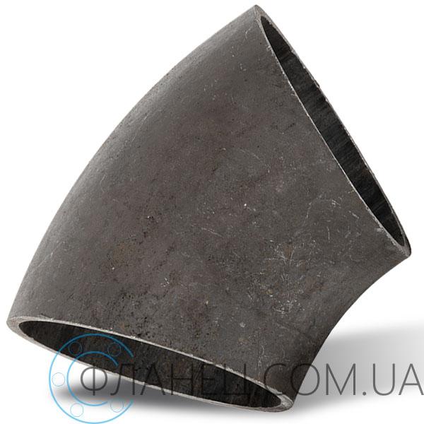 Отвод 45 ° стальной Ду 350 (377x8)