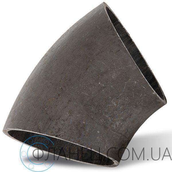 Купить отвод 45° стальной Ду 80 (89x3.5)